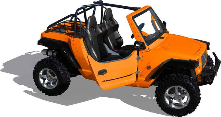 Reeper ATV quad, street legal UTV and Oreion off-road buggy
