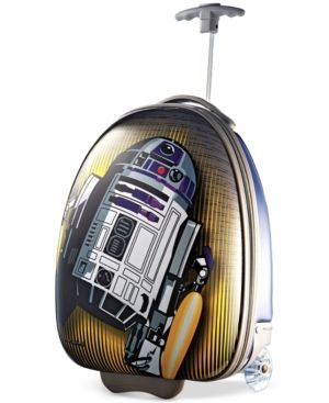"Star Wars R2D2 18"" Hardside Rolling Suitcase by American Tourister - Star Wars RD"