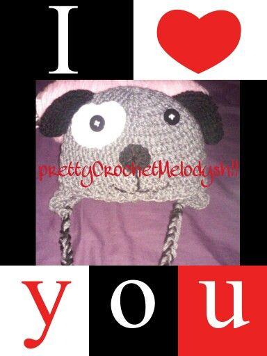 Doggi love crochet