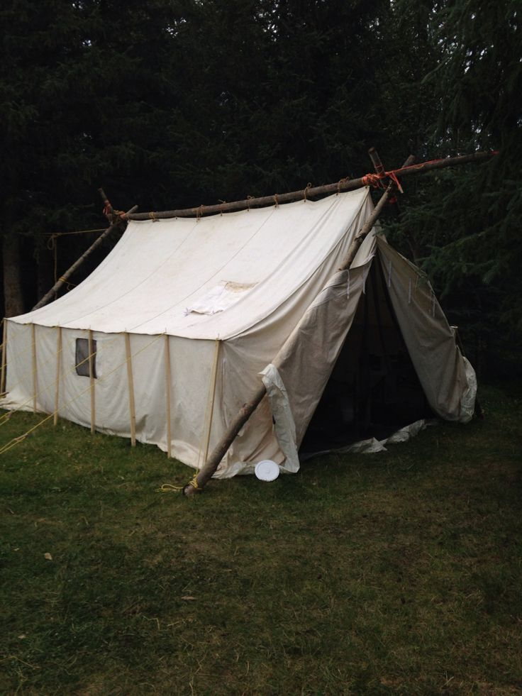 Prospector tent