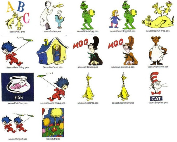 1000 Images About Dr Seuss On Pinterest Hand Designs
