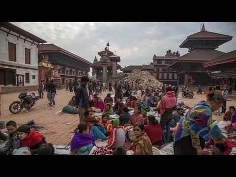 Nepal Earthquake, Hindu Temples Destroyed