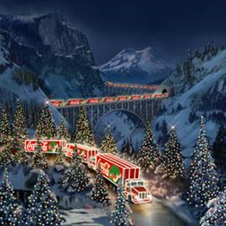 Aaah the Coca-Cola lorry rolls into town and we inexplicably think of XMas and crave fizzy drinks