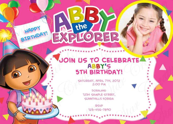 Make Your Own Birthday Invitations To Create A Beautiful Birthday Invitation  Design With Beautiful Appearance 7. 13th Birthday Party Invitations For A  ...  Birthday Invitation Model