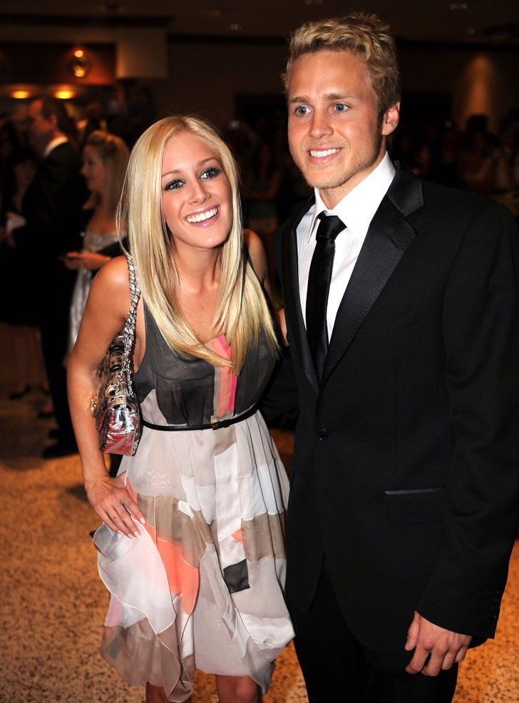 Pin for Later: Ranking the Most Random White House Correspondents Dinner Guests of All Time No. 1: Heidi Montag and Spencer Pratt in 2008 Heidi and Spencer attended after Heidi reportedly demanded that Spencer, and not just she, be invited.
