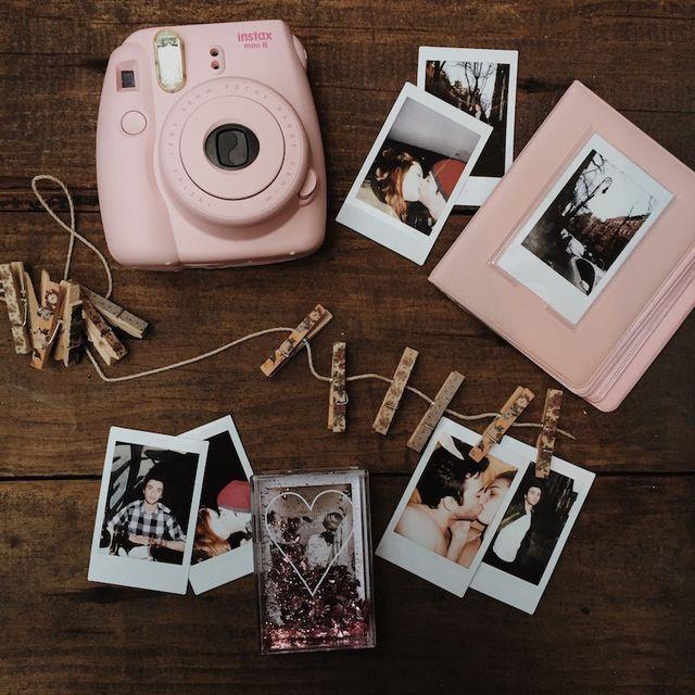 Polaroid picture ideas