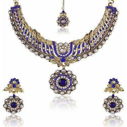 VVS Jewellers Blue Stone Indian Bollywood Fashion Traditi... https://www.amazon.com/dp/B071G7KG1P/ref=cm_sw_r_pi_dp_x_0jZvzbW0TJD3Y