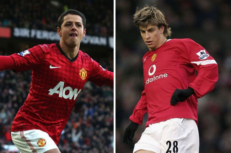 Manchester Uniteds most underrated XI ever featuring Gerard Pique and Javier Hernandez