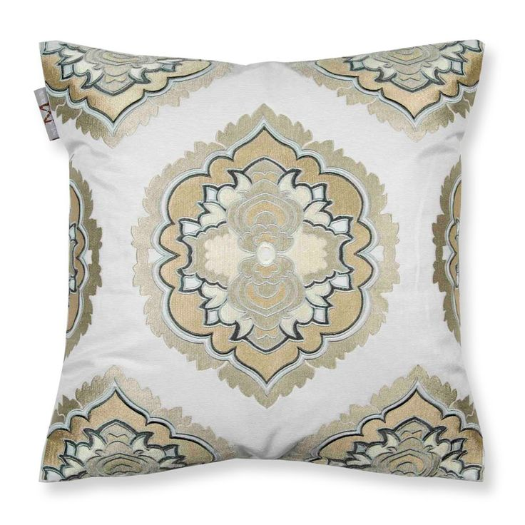 "Madura Bali Decorative Pillow Cover, 16"" x 16"""