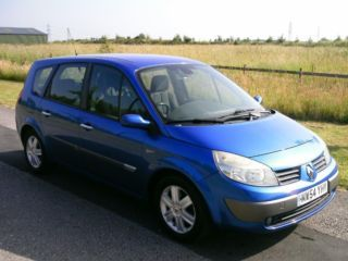 Renault Grand Scenic Dynamique 1.9 DCI 2005.