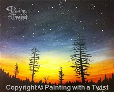 129 best images about painting with a twist on pinterest