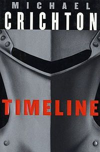 While Crichton can be formulaic in his writing, I really got a great deal of enjoyment from this book.  I'm a sucker for any story about time travel and the swashbuckling was surprisingly captivating.  It's unfortunate that the movie was such a waste of time.