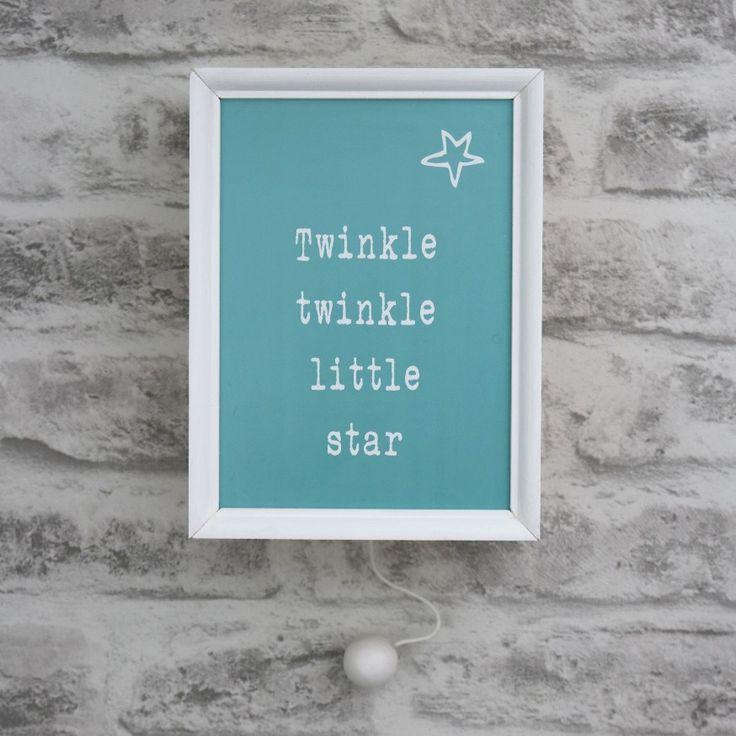 Muziekdoos Twinkle Twinkle Little Star