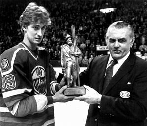 Maurice The Rocket Richard, the Great One Wayne Gretzky