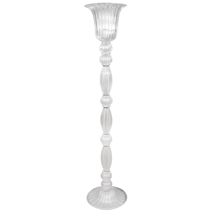 Best 25 glass floor lamp ideas on pinterest table lamp 1stdibs fluted murano glass floor lamp with inclusive silver flecks mozeypictures Images