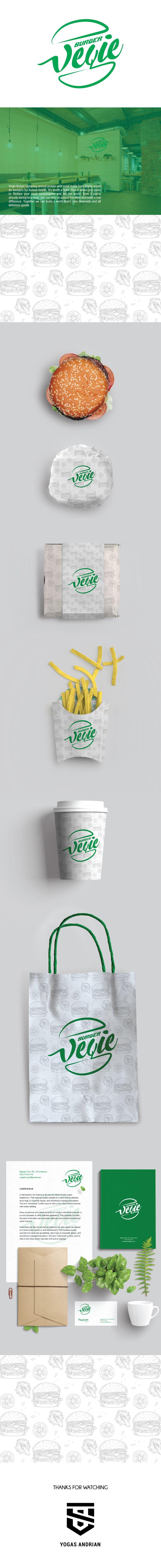 "Check out my @Behance project: ""Vegie Burger Branding Identity"" https://www.behance.net/gallery/58537679/Vegie-Burger-Branding-Identity"