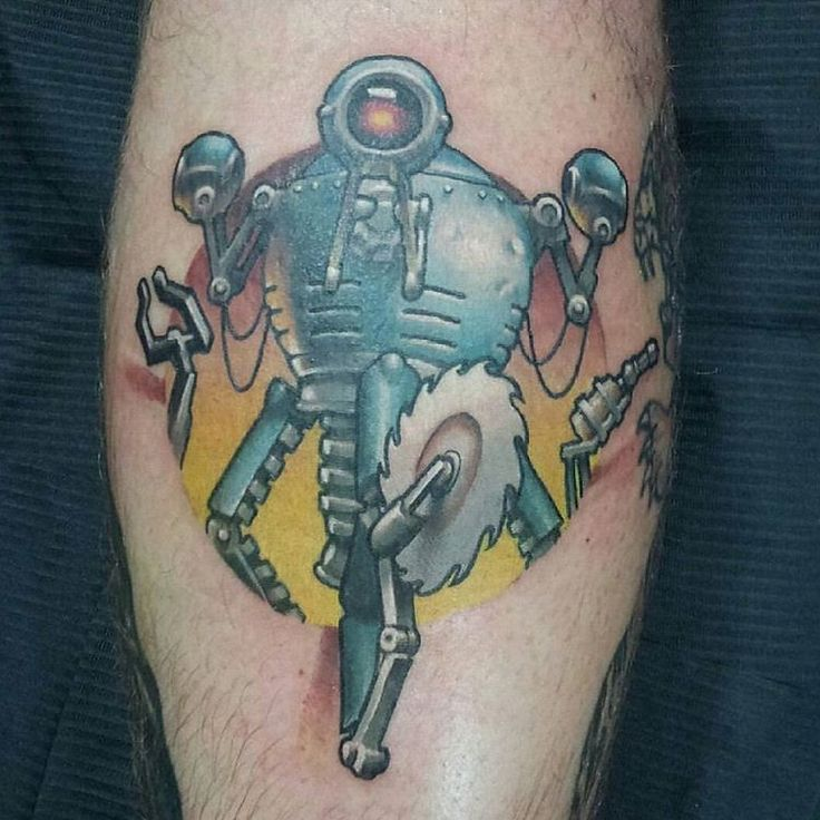 17 Best Images About Movie Tv Game Tattoos On Pinterest: 23 Best Fallout 4 Tattoo Ideas That You Can Share With