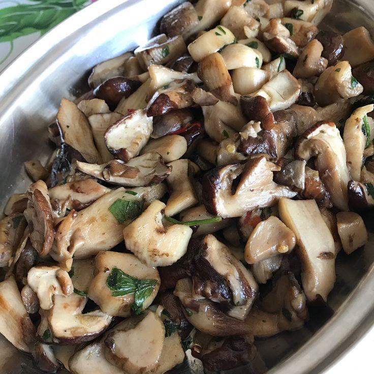 Funghi porcini trifolati | My Kitchen 56