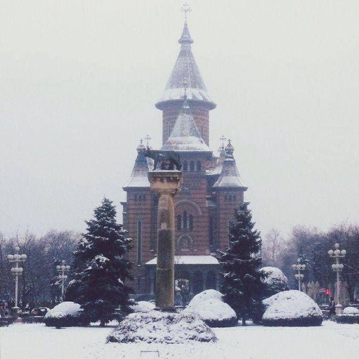 #Timisoara #winter
