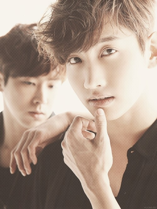Yunho and Changmin TVXQ