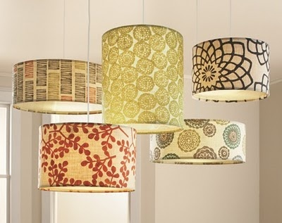 Charmant Galbraith + Paul Fabric Covered Shades. LampshadesDiy LampshadePendant ...