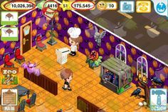 Restaurant Story 2 Halloween Hack and Cheats - Unlimited Gems App, Unlimited Stars App