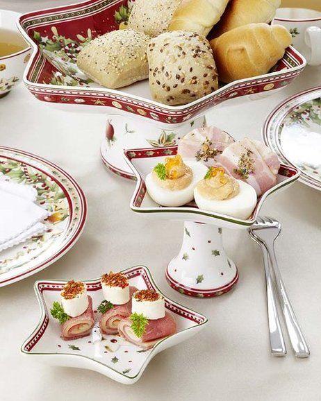 17 best images about villeroy boch christmas on pinterest - Villeroy boch vajillas ...