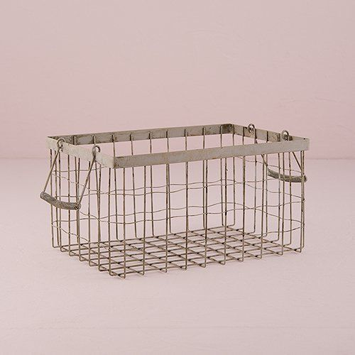 Wire Basket - great for breads
