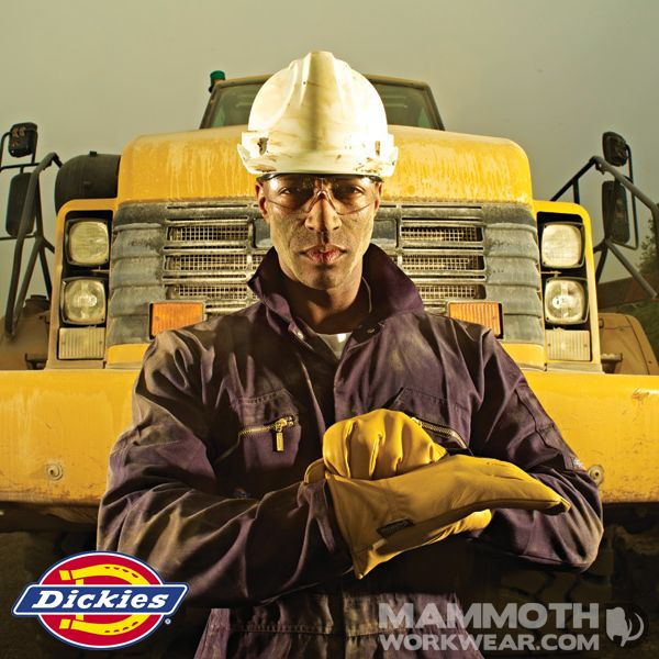 Durable, hardworking and comfortable, choose from over 370 Dickies products