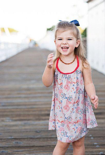 Your favorite firecracker will make a spirited statement in this festive frock. Patriotic reds and blues are positively parade-perfect -- little girl clothing at its best! 100% viscose with plaited stop binding detail.  $ 23.95   #girlsfashion #kidsfashionbook #cutekids #girlsclothes #kidslookbook #ootd #kidsootd #igcutest #kidsstyle #cute #hipkidfashion #kidsgotstyle #kidsbabylove #minifashionstyles #igminifashion #freetobekids #minifashiontrends