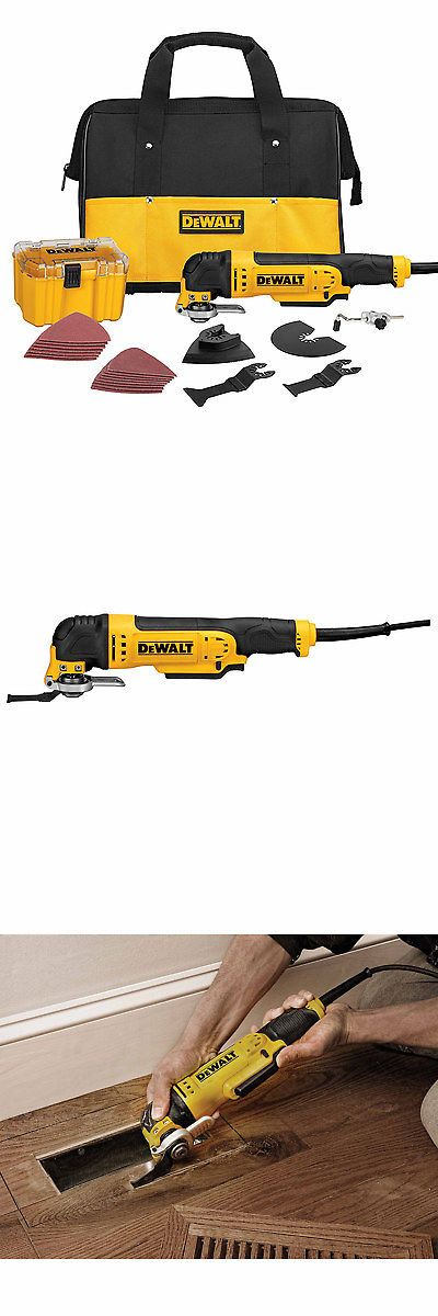 Other Power Saws and Blades 122838: Dewalt Dwe315k Oscillating Multi Tool Kit -> BUY IT NOW ONLY: $139 on eBay!