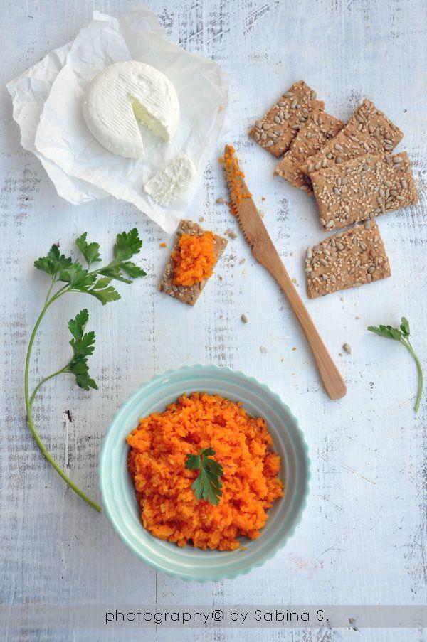 Due bionde in cucina: Caviale di carote e zenzero