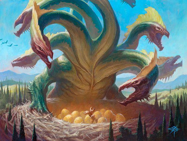 Hydra Broodmaster by Steve Prescott