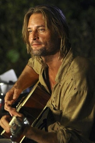 """James """"Sawyer"""" Ford,Lost."""