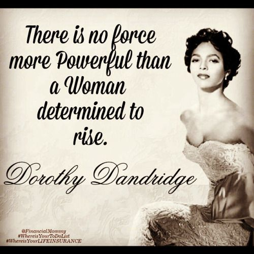 Born on November 9, 1922, in Cleveland, Ohio, Dorothy Dandridge sang at Harlem's Cotton Club and Apollo Theatre and became the first African-American woman to be nominated for an Academy Award for best actress. Many years passed before the mainstream entertainment industry acknowledged Dandridge's legacy. In 1999, Halle Berry played Dandridge in Introducing Dorothy Dandridge.