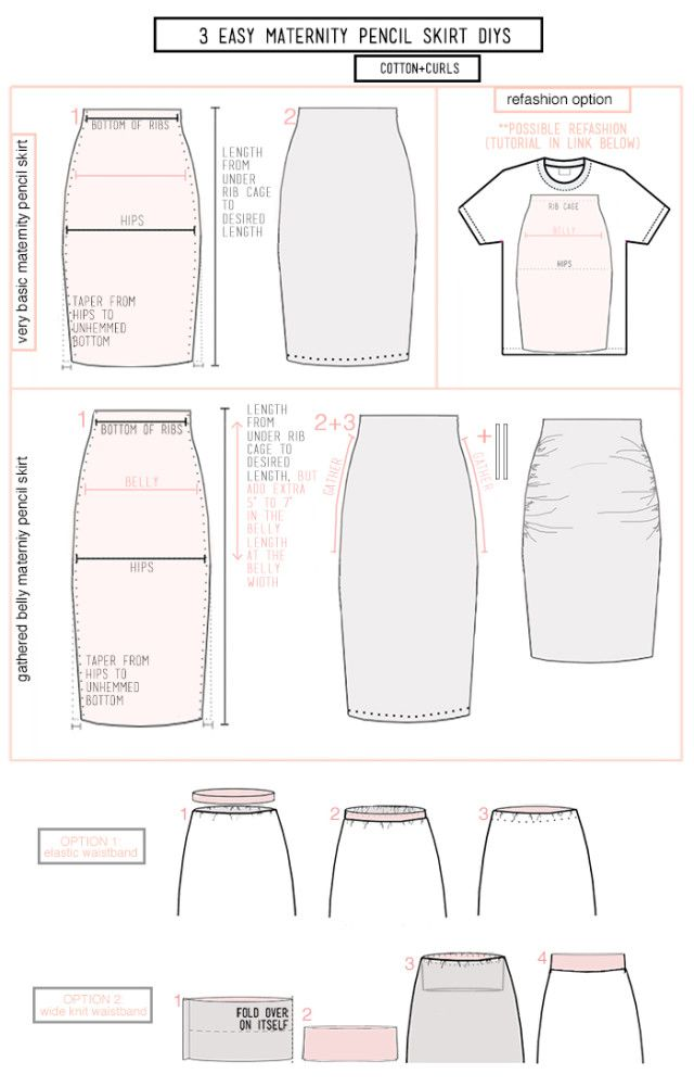 17 best ideas about pencil skirt tutorial on