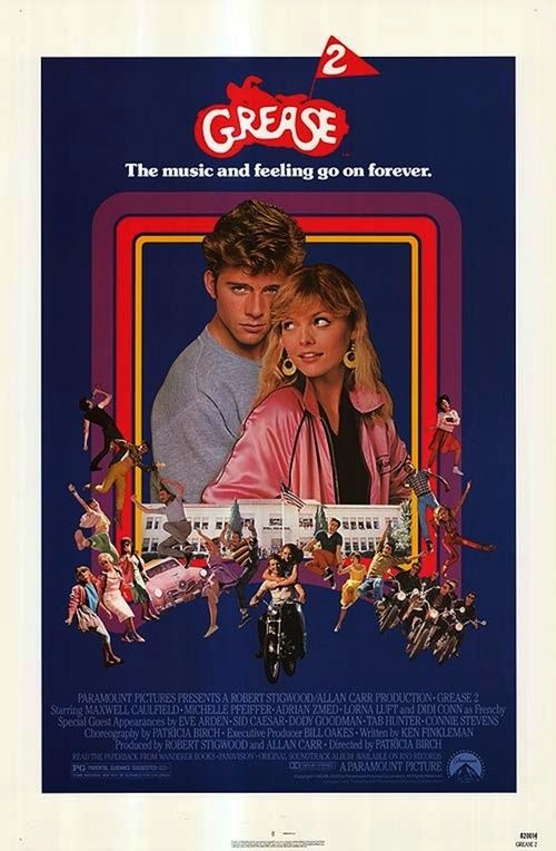 Watch Grease 2 Full-Movie
