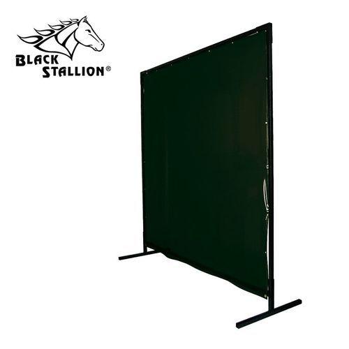 Black Stallion 6x8vf1 Sh8 6x8 Ft Shade 8 Saf Vu Welding Screen