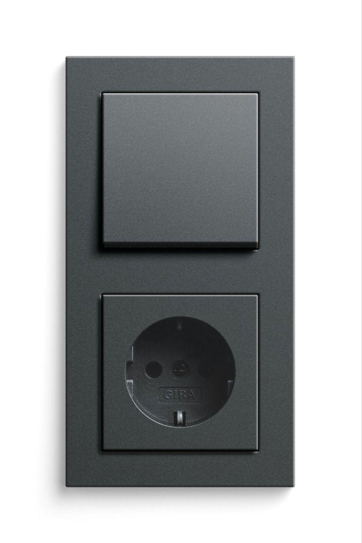 Design Highlight Fur Deine Zimmereinrichtung Steckdosen Und Lichtschalter Schalter Und Steckdosen Lichtschalter