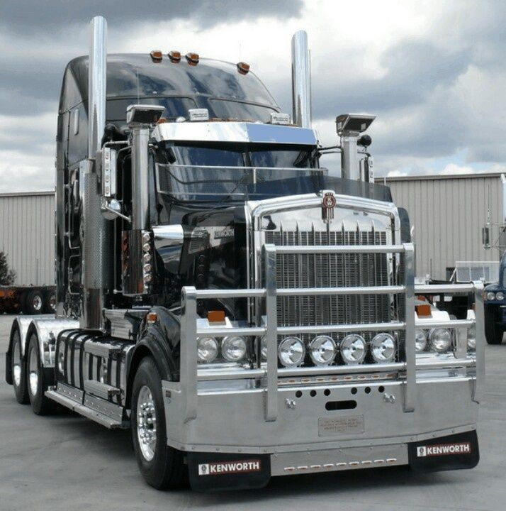 Kenworth Trucks Australia Road