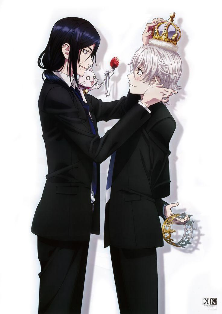 Neko & Kuroh x Shiro