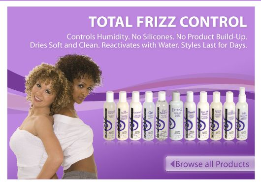 the complete curly hair supply for beautiful curls.  CURL KEEPER IS THE PRODUCT I WILL BUY