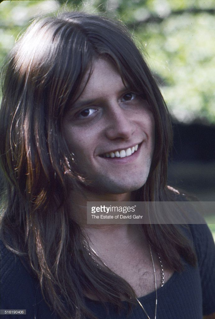 Carl Palmer of Emerson, Lake, and Palmer In Connecticut : Foto di attualità