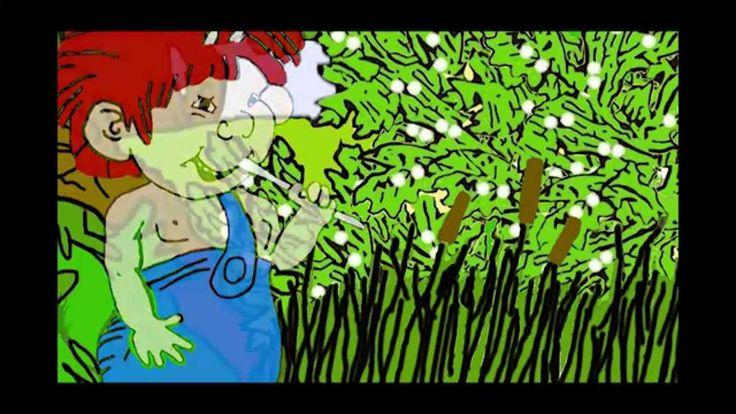 Troldepus fra Troldhøj   (Dansk Animation 2015)  Episode 1 - YouTube