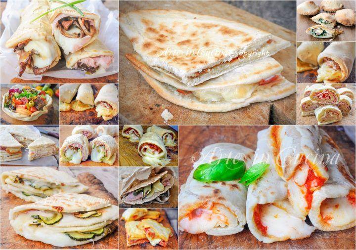 Ricette con piadina idee semplici e sfiziose, al forno, in padella, arrotolate, involtini, ricette facili, idee economiche, piatto unico, ricetta per la cena