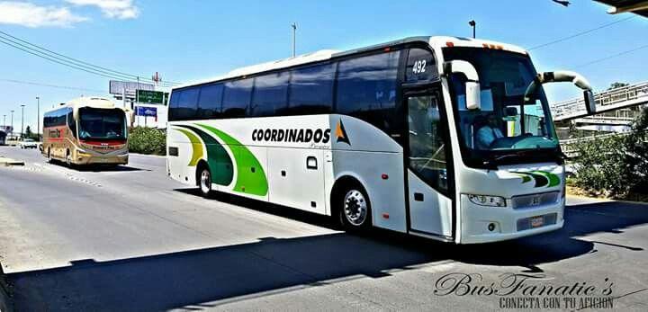 Volvo 9700 select coordinados México
