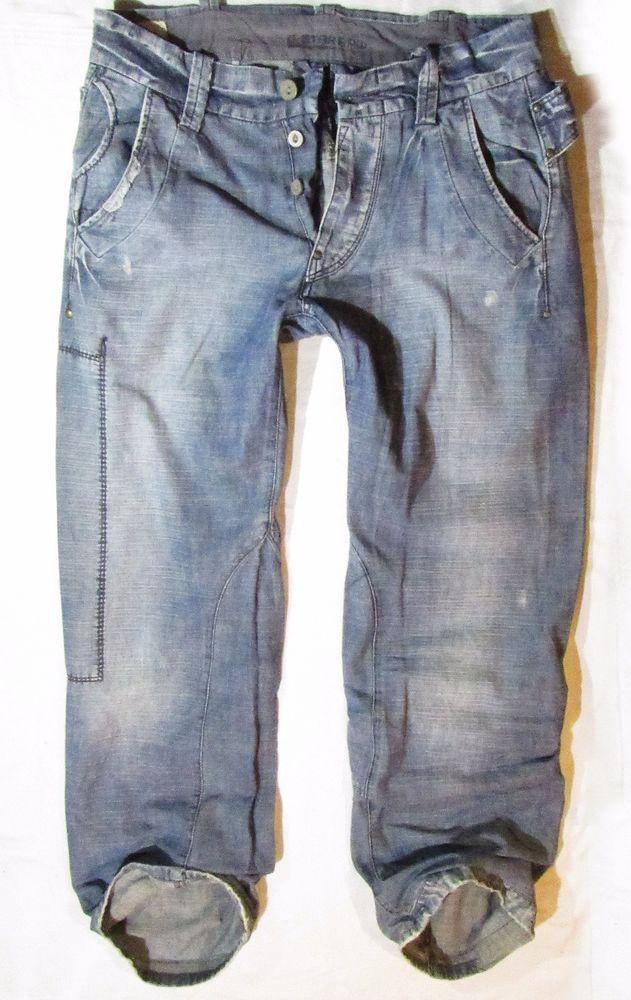 Autentic mens jeans G-Star SC Dexter Chino Loose W30 L32 #GStar #BaggyLoose