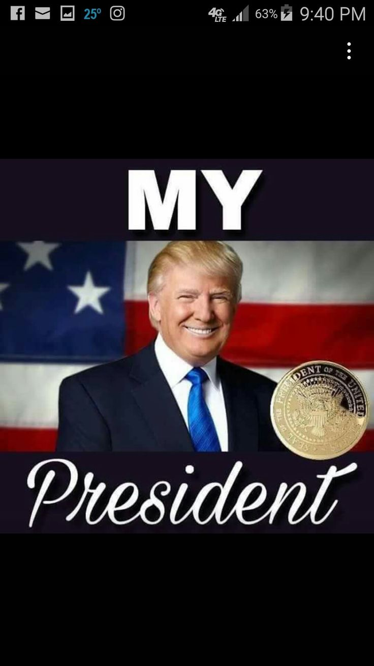 Fact:  Donald J. Trump is America's 45th President!