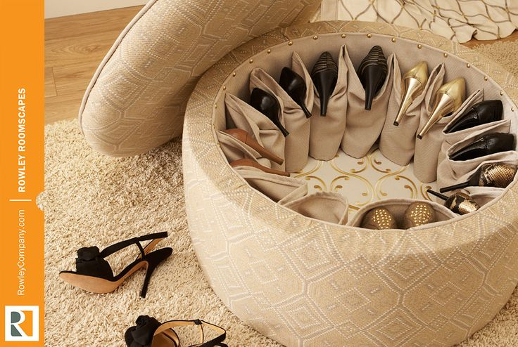 20 Best Images About Dressing Room Ottomans On Pinterest