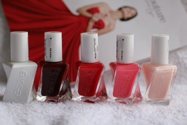 Review: Essie Gel Couture collectie